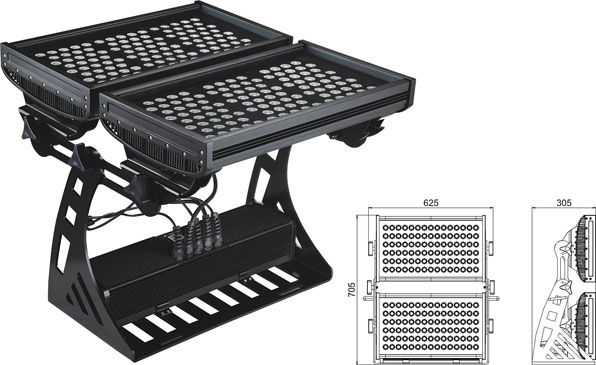 Led drita dmx,Dritat e rondele me ndriçim LED,SP-F620A-108P, 216W 2, LWW-10-206P, KARNAR INTERNATIONAL GROUP LTD