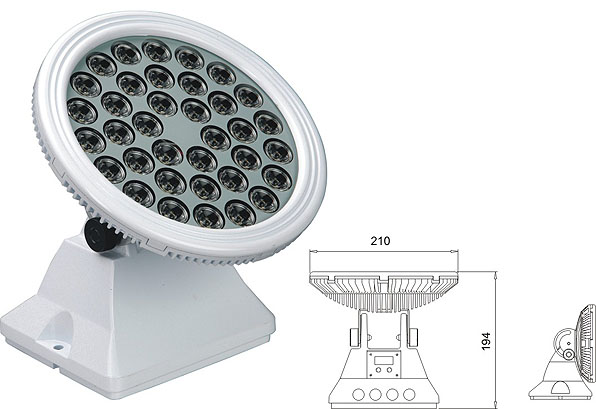 ዱካ dmx ብርሃን,LED flood floodlights,25W 48W ካሬ LED ግድግዳ ማጠቢያ 2, LWW-6-36P, ካራንተር ዓለም አቀፍ ኃ.የተ.የግ.ማ.