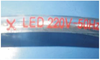 Led drita dmx,LED dritë litar,110 - 240V AC SMD 5050 LEHTA LED LEHTA 11, 2-i-1, KARNAR INTERNATIONAL GROUP LTD