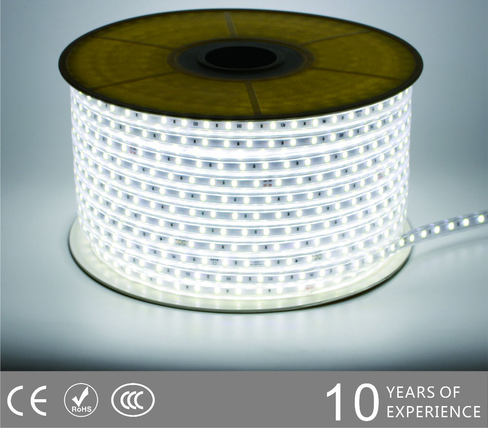 Led drita dmx,rrip fleksibël,110V AC Jo Wire SMD 5730 udhëhequr dritë strip 2, 5730-smd-Nonwire-Led-Light-Strip-6500k, KARNAR INTERNATIONAL GROUP LTD