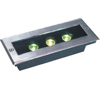 ዱካ dmx ብርሃን,LED underground light,36W ካሬ የተገነባ ብርሃን 6, 3x1w-120.85.55, ካራንተር ዓለም አቀፍ ኃ.የተ.የግ.ማ.